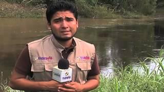 Estable permanece el río Jamapa tras paso de huracán Ingrid