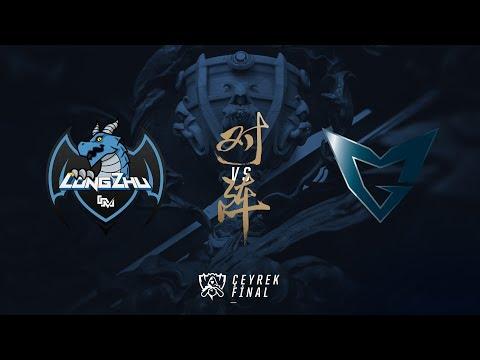 Longzhu Gaming ( LZ ) vs Samsung GALAXY ( SSG ) 2. Maç Özeti | Worlds 2017 Çeyrek Final