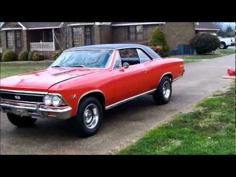 1966 Chevrolet Chevelle Ss American Classic In Whitwell