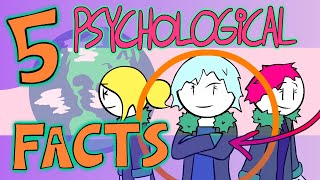 5 Psychology Facts That You Might Not Know