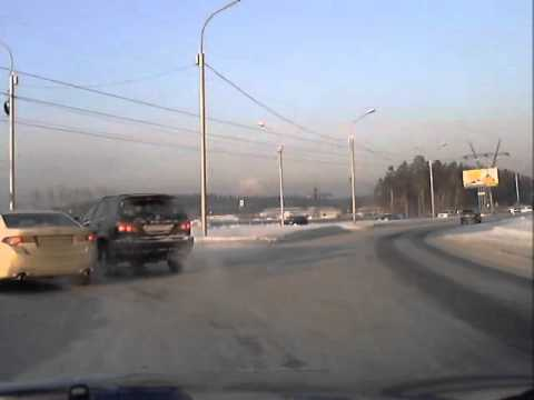 День - дорога Бердск-Новосибирск