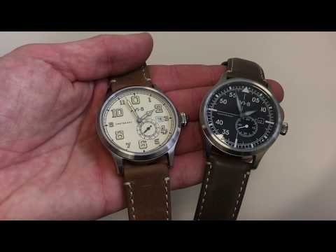 Avi-8 1920's & 1940's Centenary Collection Watch Review