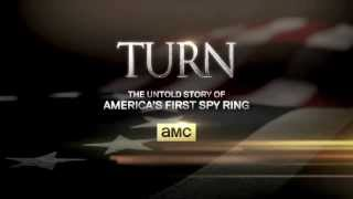 Turn Official Trailer 1 (2014) - AMC, USA's 1st Spy Ring HD