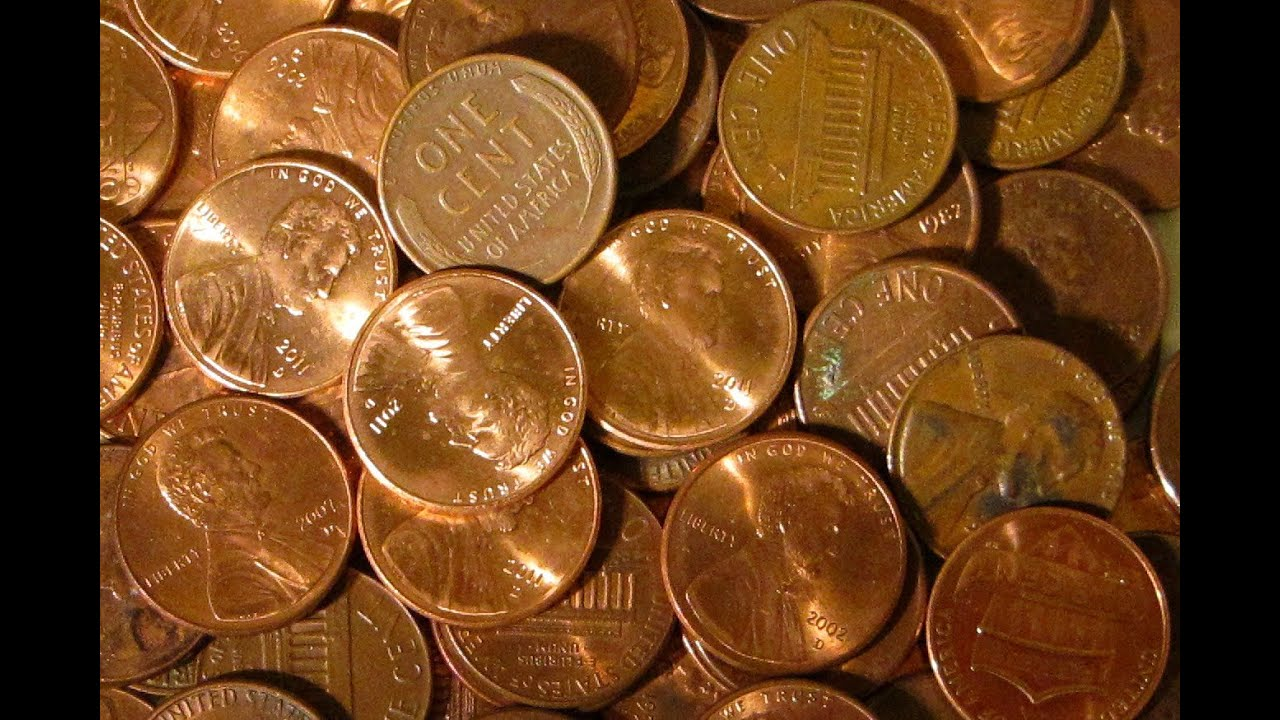 """percentage of copper in 1 penny The new penny is made of a metal composition of 975% zinc and 25% copper furthermore, the current penny is often referred to as a """"zincoln"""" this merges the word zinc with lincoln since pennies today are called lincoln cents."""
