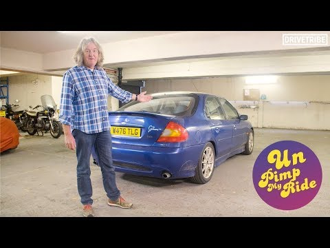 James May's Unpimp My Ride: Ford Mondeo ST200