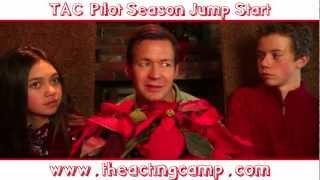 The Acting C 39 s Sweetastic Holiday Video