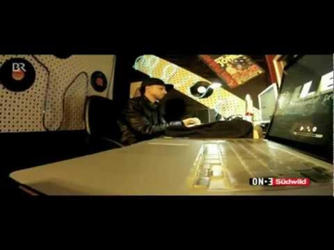 Lil Ayman - ED Rilla - Bayerischer Rundfunk - BR tv in Bamberg  2012