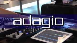 Demo/set de Adagio en FNAC La Maquinista (Barcelona)