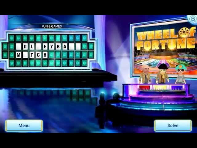 Wheel Of Fortune Android: gameplay, review and download.