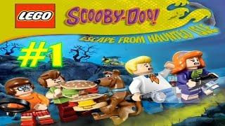 LEGO Scooby-Doo Лего Скуби Ду Побег с Острова Привидений Мультик