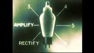 Vacuum Tubes Valves Westinghouse WW2 Electronics at Work