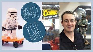 Comic Warehouse Pop! Hunt