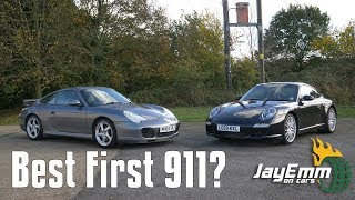 Your First Porsche 911?  996 C4S vs 997.2 C2 Compared