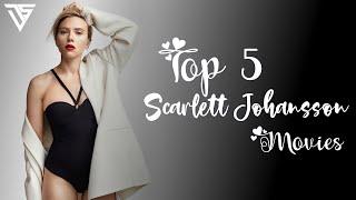 Top 5 Scarlett Johansson Movies in Tamil Dubbed | Best Movies of Scarlett Johansson | Digital South