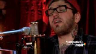City and Colour - Save Your Scissors - Live @ The Orange Lounge