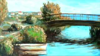 Artist from Saaremaa Island Dmitry Terekhov, Художник с острова Сааремаа Дмитрий Терехов