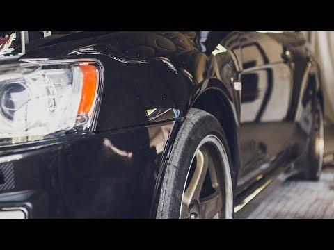 Замер Mitsubishi Lancer Evolution X (EVO) на 700 сил!