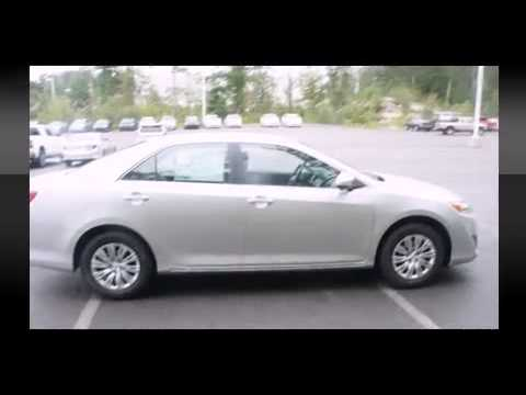 Good 2014 Toyota Camry LE In Milford, MA 01757