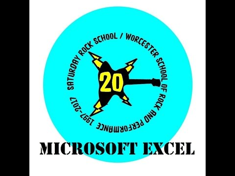 Microsoft Excel at WSRP