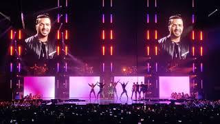 Demi Lovato Ft. Luis Fonsi chame La Culpa AFAS Live, Amsterdam.mp3