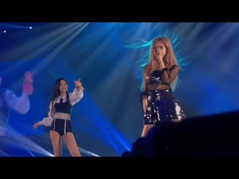 [190120] DAY 2 BLACKPINK TOUR JAKARTA - Boombayah Fancam By Dyctic | Indonesia