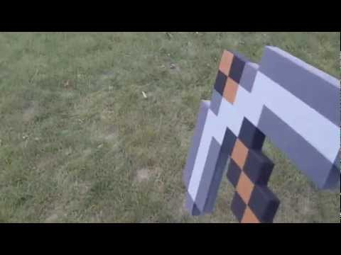 Real Life Minecraft Adventure