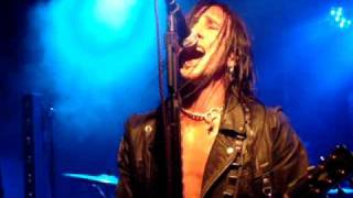 Backyard Babies - Dysfunctional Professional (Live at Klubi Tampere 21st January 2010)