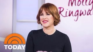 Molly Ringwald: I Was Nervous For My Daughter To See 'Breakfast Club' | TODAY