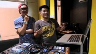 Dopespinners Dj School Jakarta Indonesia  -the Celebrity - Eps 21 / Rtv