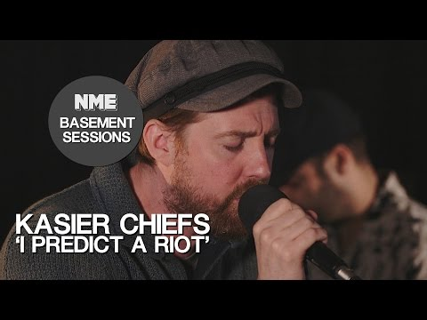 Kaiser Chiefs, 'I Predict A Riot' - NME Basement Sessions