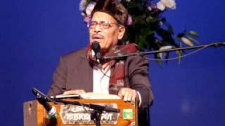 Padmabhushan Manna Dey at Austin 2009: