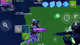 Highlights of ZoRk and faris memes playing duo in Fortnite.