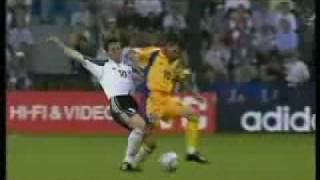 Gheorghe Hagi Euro 2000 Romania