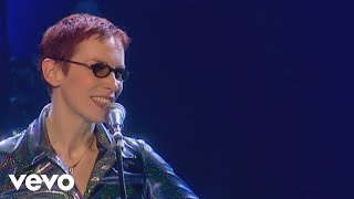 Eurythmics - Peace Is Just a Word (Peacetour Live)