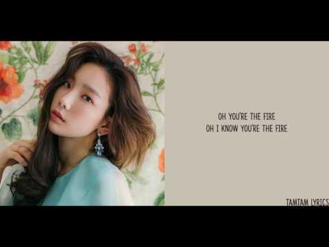 Free Download Fire - Taeyeon Lyrics [han,rom,eng] Mp3 dan Mp4