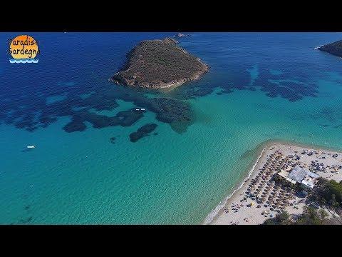 Tuerredda Capo Malfatano 4K Teulada Sardegna