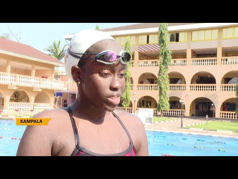Download Husnah Kukundakwe - Uganda's only classified Paralympic swimmer ready for Japan