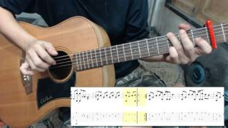 ช้ําใจ มหาหิงค์ cover กีต้าร์ (fingerstyle guitar & TAB ) MAHAHING