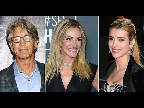 Eric Roberts Says He Loves Seeing Sister Julia Roberts With His Daughter Emma Roberts It S Reall Youtube