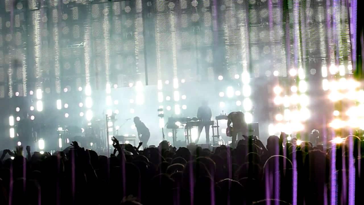 Nine Inch Nails - Head Like a Hole - Live @ Amway Center Orlando, FL ...