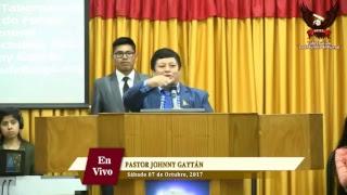 Nuestra Identidad - Rev. Elias Bautista (Bolivia)  - Sàbado 07.10.17