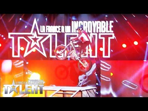 Kenny Thomas  - France's Got Talent 2016 - Final