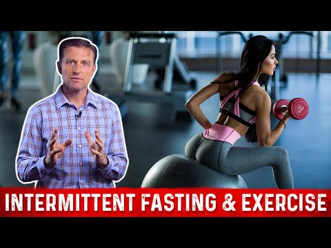 Intermittent Fasting & When Do I Exercise