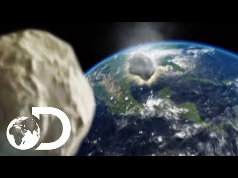🔴Scientists Predict That Meteor Will Collide With Earth In 2029   Discovery UK