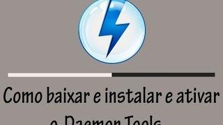 Como Baixar e Instalar o Daemon Tools