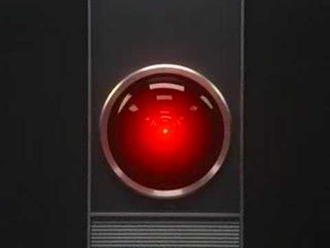 HAL 9000 Apple ad