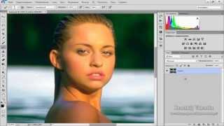 Обзор программы Photoshop CC Умная резкость