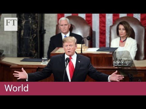 Key takeaways from Donald Trump's State of the Union address Mp3