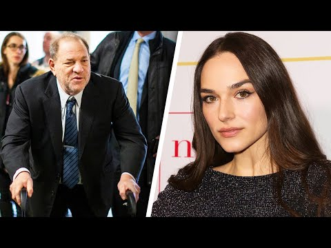 Actress Testifies About Threesome with Harvey Weinstein