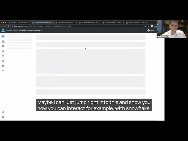 LO Tool Talk - Deepnote